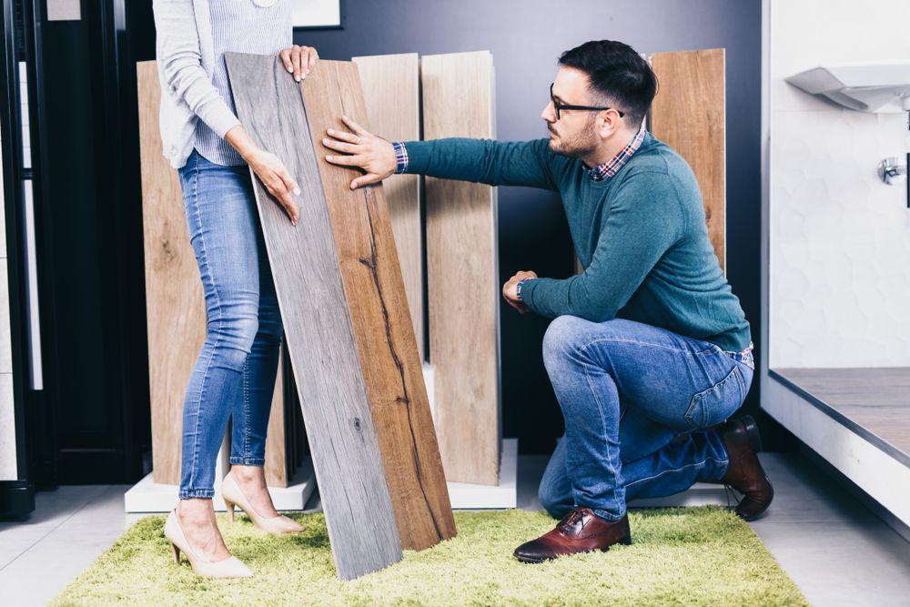 Hardwood vs Laminate Flooring