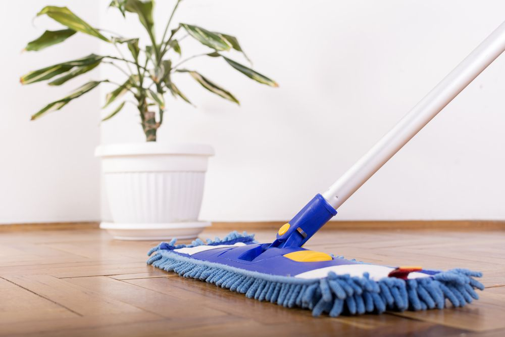 Mop Hardwood Flooring
