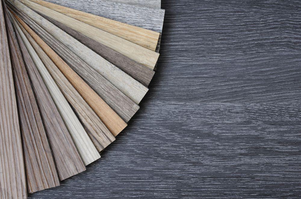 Sizes of Hardwood and Laminate