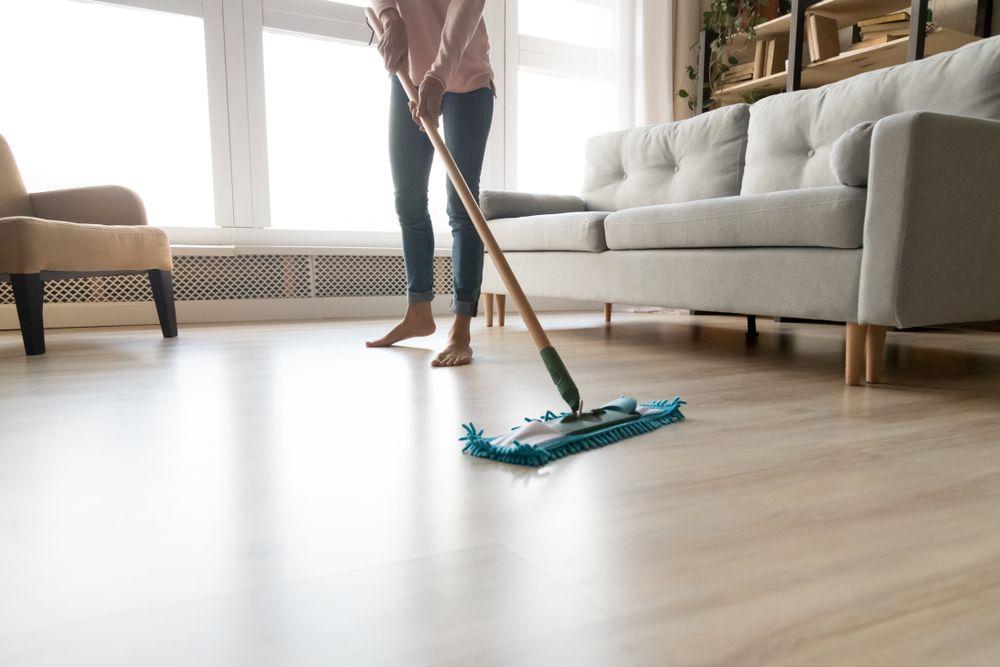 Sweep daily