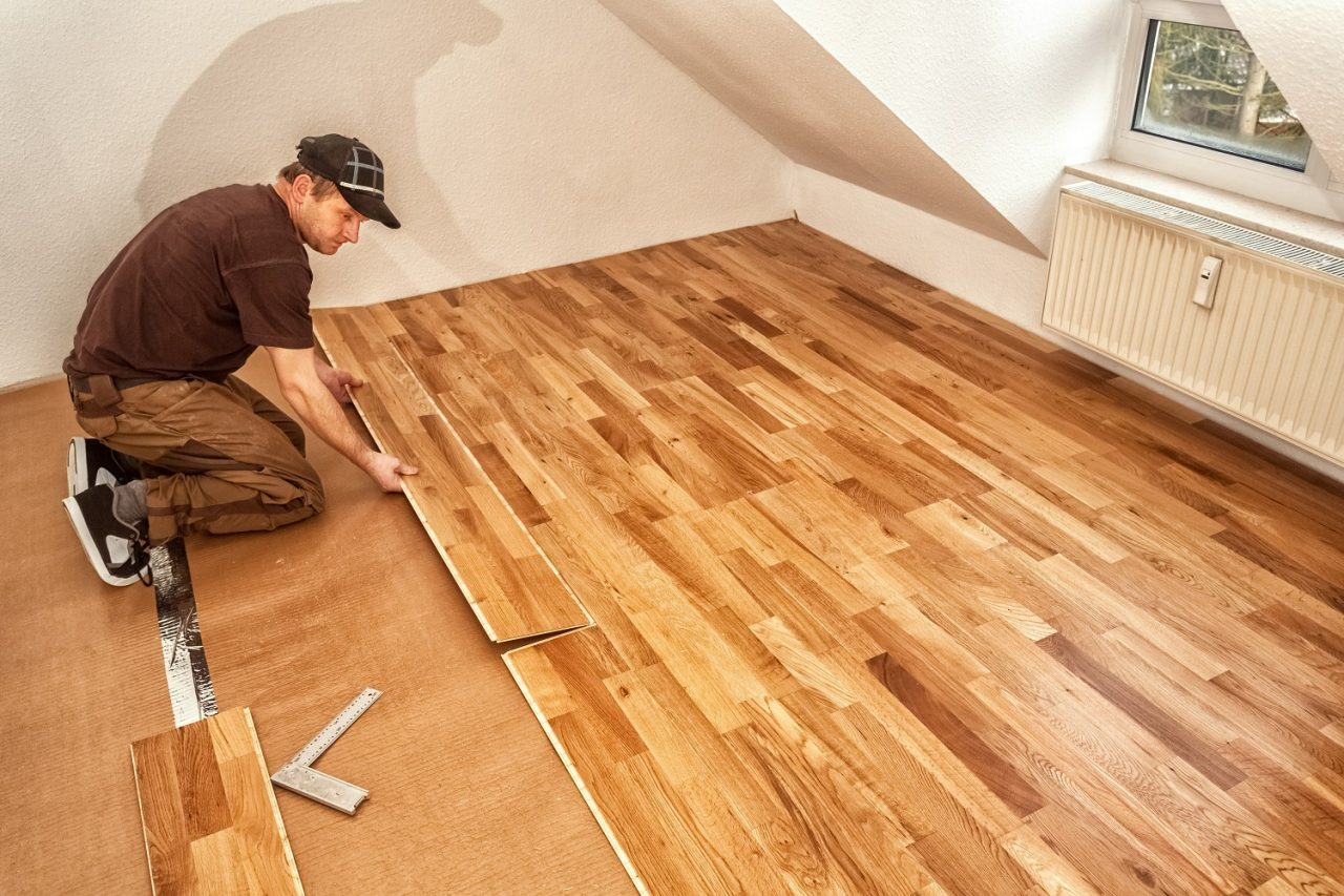 What is the Best Way to Install Hardwood Floors