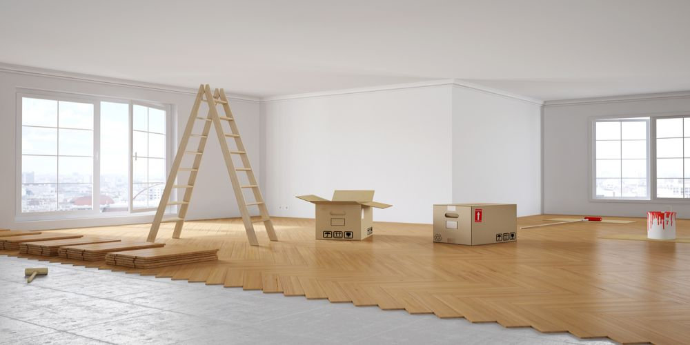 Hardwood Flooring Installation time