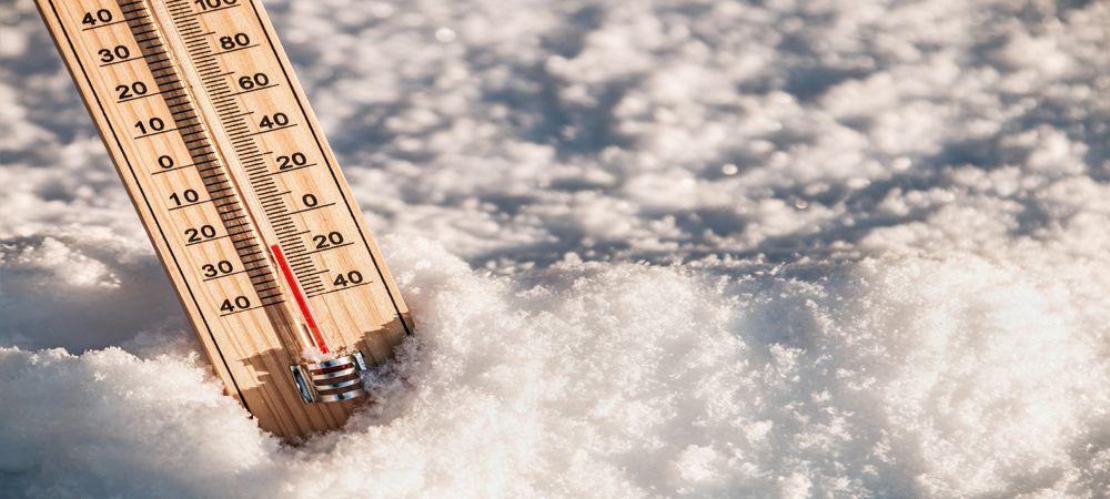 Freezing temperature