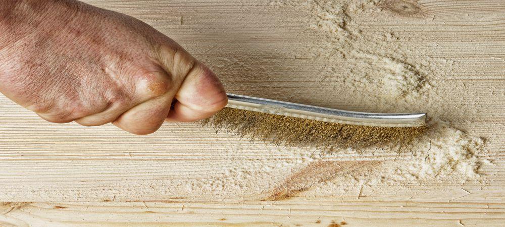 distressed floors