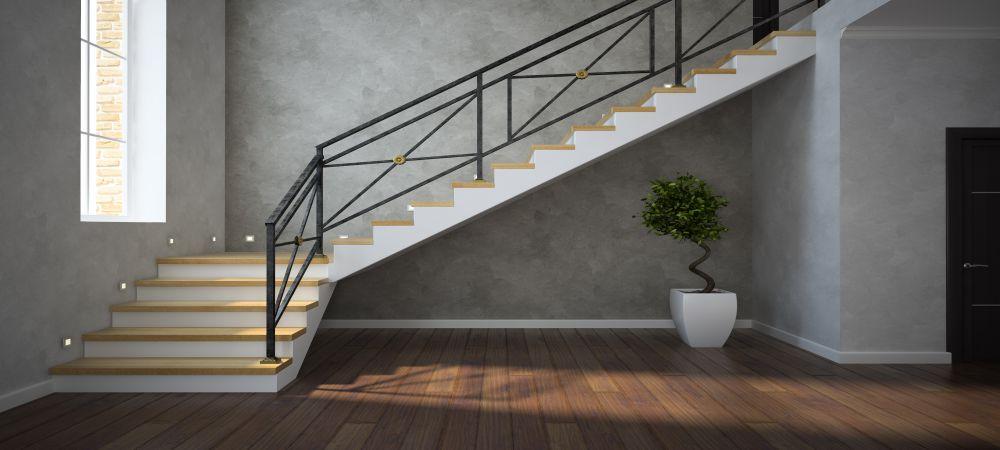 types of hardwood stairs option